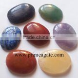 Chakra Worry Stones Set | Wholesale Semi Precious Stone From Prime Agate Exports : India