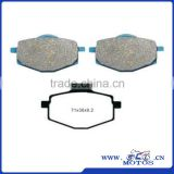 SCL-2014010059 FA101 Top Quality Motorcycle Brake Pads for Motocycle Spare Parts