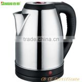 Small Kitchen Appliance 2.0L 220V Stainless Steel Electric Kettle Hot Water Tea Coffee Heater