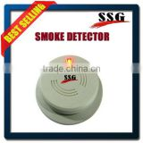 fire alarm control system smoke detector can be wirelessly work with fire alarm main panel