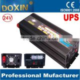 Inverter manufacturer 2000W 24v 110v variable frequency ac adapter creative power supply