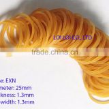 Excellent elastic Latex rubber bands / Natural rubber tube