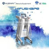 (Hot in USA) 2016 Revolutionary Stubborn Fat Killer Ultrashape HIFU weight loss liposonix machine