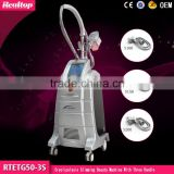 Superso 3 Cryolipolysis Handles Whole Body Cryotherapy Fat Freezing Device Cryolipolysis Slimming Equipment