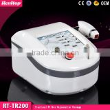 Thermagic RF machine skin tighening beauty equipment best skin whitening products RF microneedle with 6 heads for sale