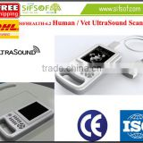 SIFHEALTH-6.2 Portable Ultrasound Scanner, Probe Type, Ultrasound Machine for Vet and Human