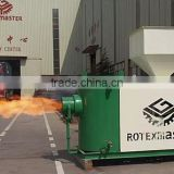 ROTEX Brand Best Quality Wood Pellet burner for various boiler(steam boiler, oil boiler, coal boiler)