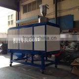 PET Infrared crystallizer dryer with CE certificate