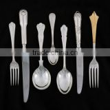 brass antique cutlery for sale