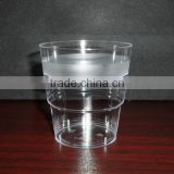 7oz 200ml PS hard plastic cup