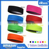 Custom Lycra Headband - Sports Fitness Active Casual etc. Headband - High Quality Nylon Stretch Headband - Accept Custom