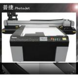 with Led light Flatbed UV printer machine for flat type materials