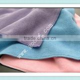 China manufacturer cheap customized colorful microfiber kitchen towel