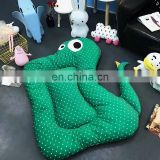 Dinosaur kids room play mat cartoon design plush carpet bedroom baby sleeping mat
