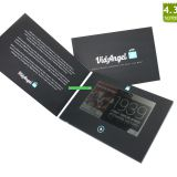 Hot Sale Unigue custom lcd video greeting card with professional design