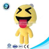 Lovely Smiley Emoji Doll Promotion Gift Manufacturer Selling Kid Plush Toy Custom Pillow