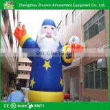 Santa Claus/father christmas inflatable mascots inflatable advertising inflatable cartoon models promotional products