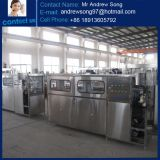Automatic 5 Gallon Barrel Mineral Water Bottling Machine / Filling Line
