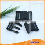 Plastic Center Release Buckles KI4065
