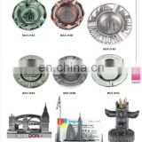 2014 new design antique bronze ashtrays/modern ashtray design/antique copper ashtray
