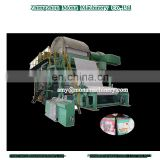 efficiency toilet tissue paper rewinder machine/ toilet paper making machine production line