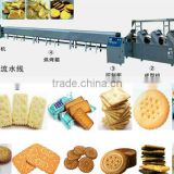 Full Automatic Biscuit Production Line|biscuit making machine|Crisp biscuit processing equipment