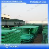 Pvc Coated Cheap Portable Construction Fence Pvc Weld Mesh Fencing 1.8M High Prision Mesh