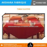 Standard Fabric Based Indian Table Cloth from Top Suppliers at Premium Cost