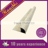 Round close angle flexible aluminum tile trim wall corner