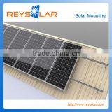 solar panel pv mounting racking brackets tile roof pv solar system tile roof solar mounting bracket