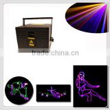 Christmas Laser 1w-5w Logo Projector Rgb Animation Laser Light Animation Laser Projector