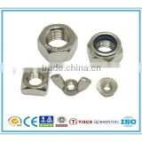 Din 439/936 Fin Hex thin nuts Manufacturers