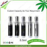 good quality hemp oil vape pen/ ocitytimes tank /disposable cartridge