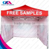 cheap brand exposure 10x10 easy up steel canopy tent