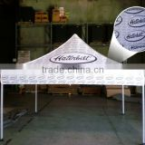 3x3 Professional aluminum custom printing folding tent, digital printing canopy, advertising tent 10x10