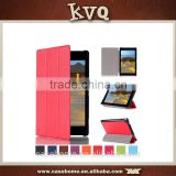 In stock portable case for kindle new fire hd8 2015, pu leather oem photos protective cover for amazon