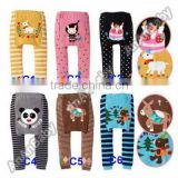 Lovely Prints Baby PP Pants Jeans Toddler Warmer Leggings Kids Tights Clothing