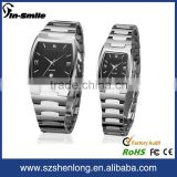 Happy Valentine Day of 2013, lover style watch,hot sale, gift watch, water resistant,fashion stianless steel Lover watch