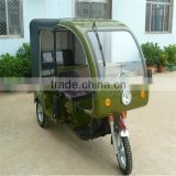 electric tricycle rickshaw/motorcycle rickshaw/powered tricycle passenger transportation