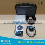 Advanced Body Detection 9D CELL NLS Health Analyzer 9D Promotion About 3D Nls Full Body Health Analyzer