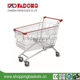 European style shopping cart,shopping trolley                                                                         Quality Choice