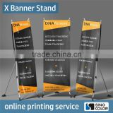 High Quality indoor advertising outdoor advertising Banner Material Backpack X banner