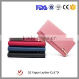 Wholesale new fashion lady and women genuine leather wallet                                                                                         Most Popular