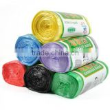 poly garbage bag on roll