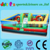 toddler interactive fun city combo inflatable bounce house