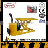 Jetstar small Electric material handing lift table forklift