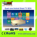 android smart tv box/quad core google android 4.4 tv box                                                                         Quality Choice