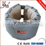 heat insulation blanket for industrial furnaces