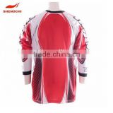 2014 fashion high quality breathable rugby jersey eco friendly sublimated rugby jersey sexy rugby jersey for man