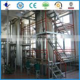 High quality peanut oil refining equipment from factory